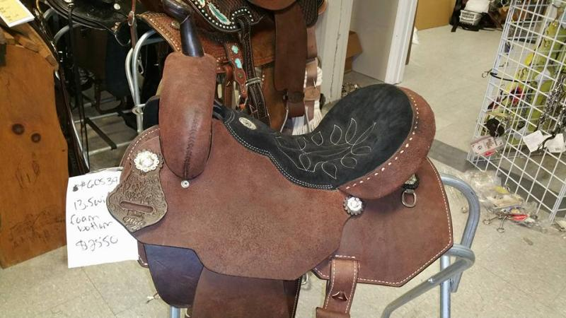Horse Tack World - *DOUBLE J pozzi PRO SADDLES (L@@K**FREE